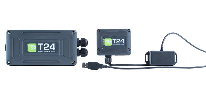 A complete collection of T24 wireless base station options