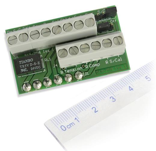 Bridge Completion Module for the SGA