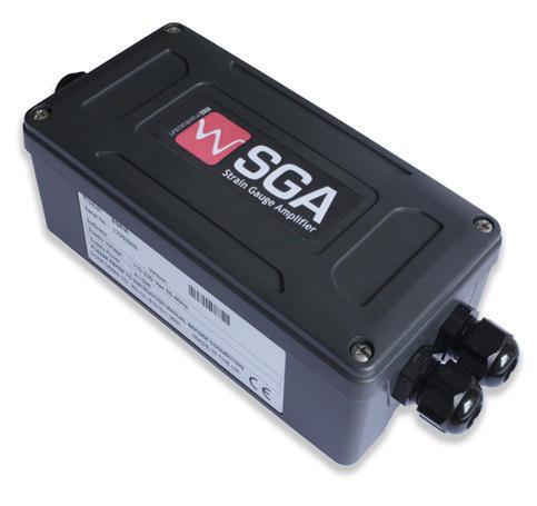 Strain Gauge Signal Conditioning SGA amplifier