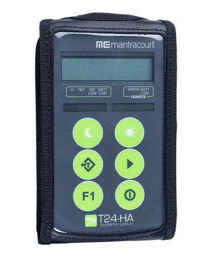 Wireless Handheld Display in a protective casing