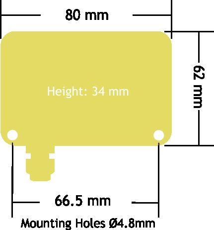 X24-ACMi-SA Dimensions Diagram