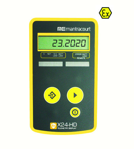 X24-HD ATEX / IECEx handheld display