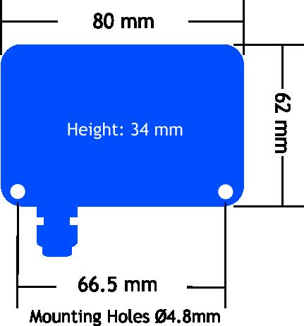 Bluetooth Strain Transmitter (B24-SSB-A)